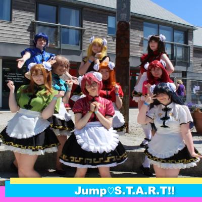 JUMP S.T.A.R.T!!