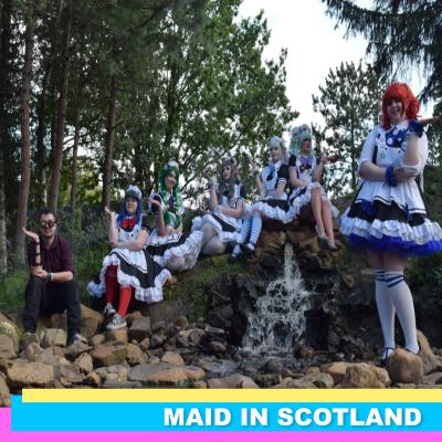 MAID IN SCOTLAND