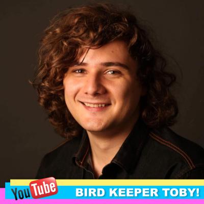 BIRD KEEPER TOBY